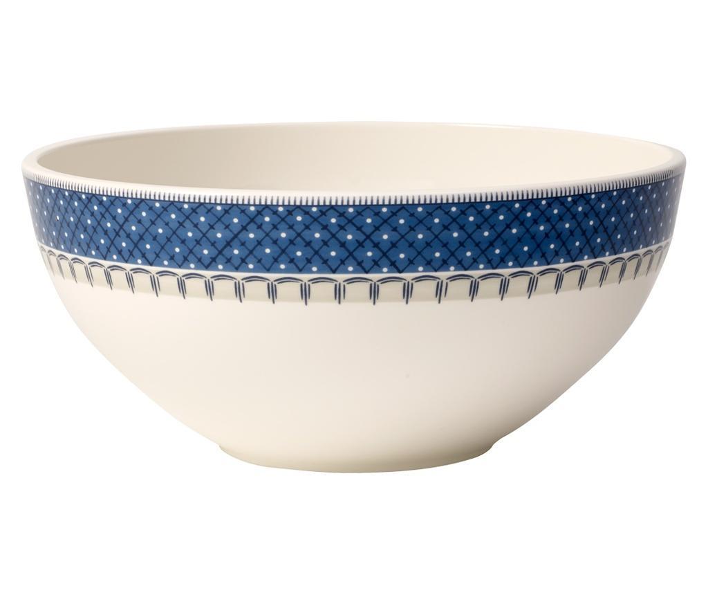 Bol pentru salata Casale Blu 4 L - Villeroy & Boch, Multicolor imagine