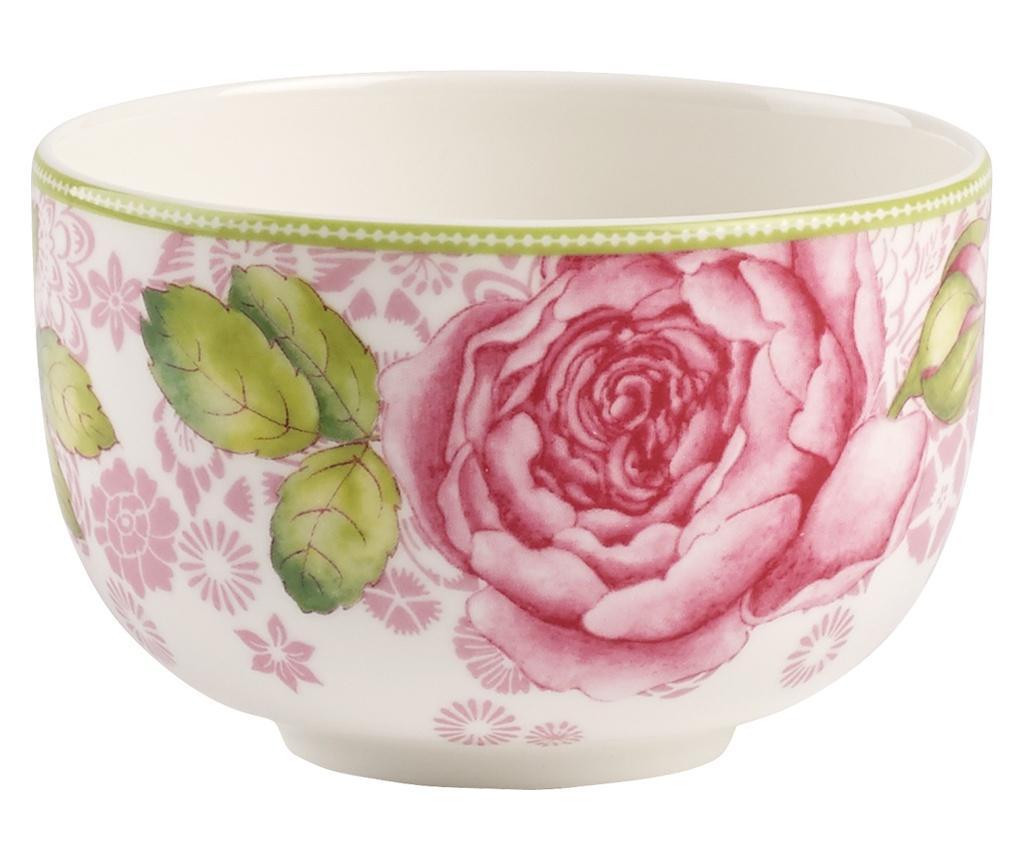 Set 6 cesti pentru ceai Rose Cottage 370 ml - Villeroy & Boch, Multicolor poza