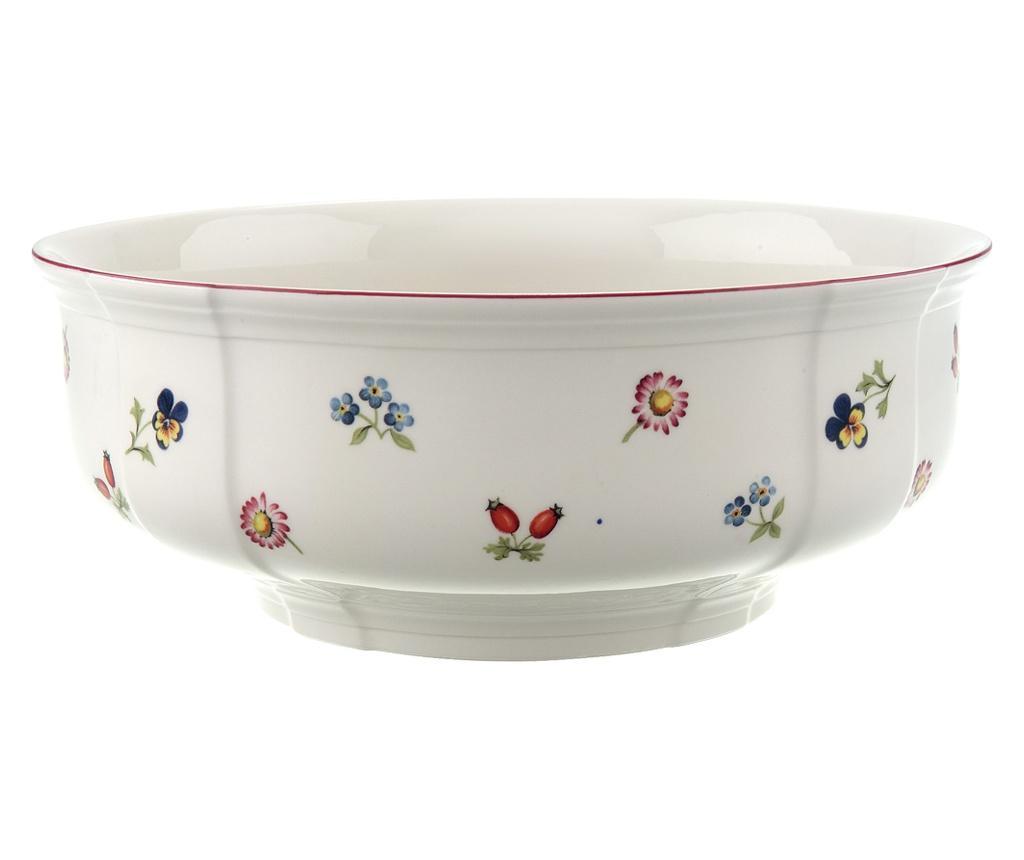 Bol pentru salata Petite Fleur 3 L - Villeroy & Boch, Multicolor imagine