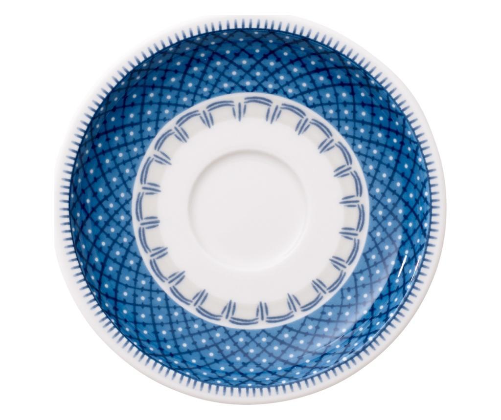 Set 6 farfurioare Casale Blu - Villeroy & Boch, Multicolor