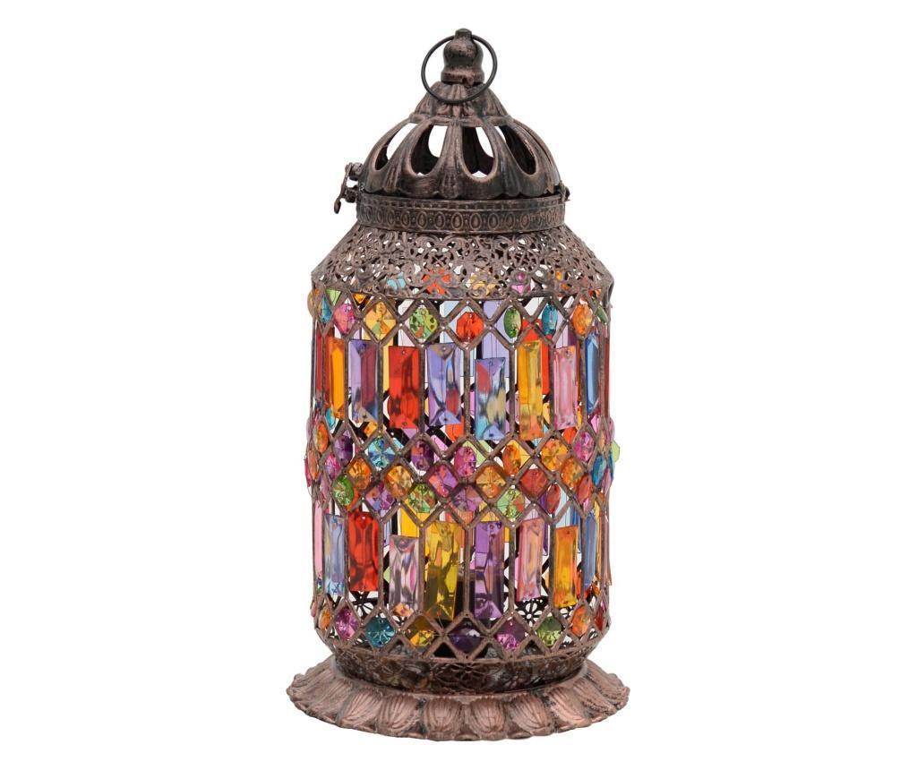 Lampa de masa - inart, Multicolor imagine