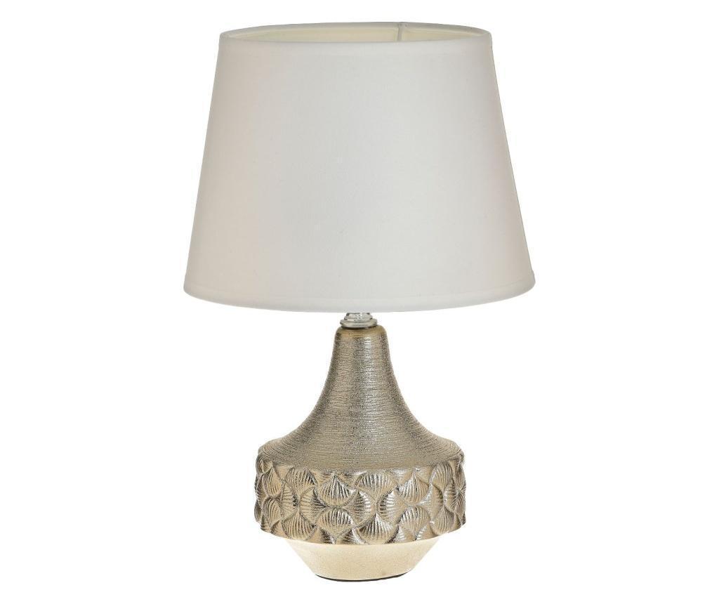 Lampa de masa - inart, Galben & Auriu