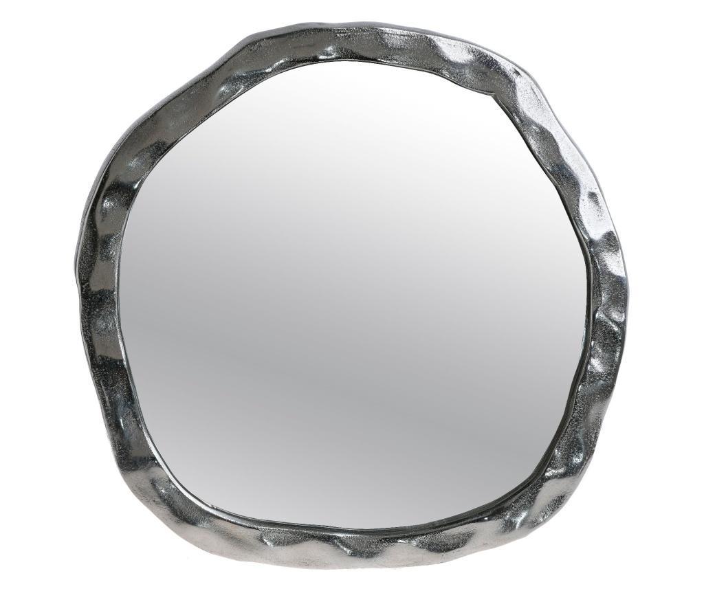 Oglinda de perete - inart, Gri & Argintiu imagine