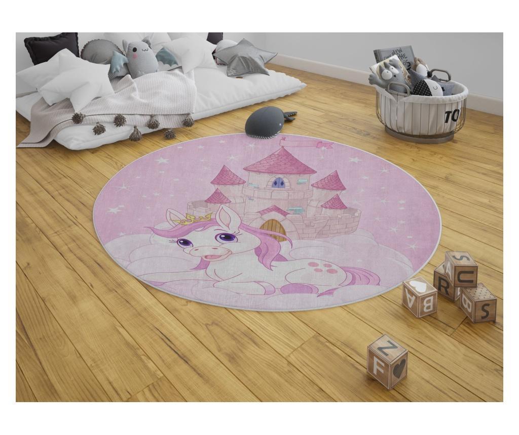 Covor 120 cm - Oyo Home, Multicolor