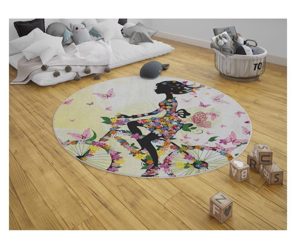 Covor 80 cm - Oyo Home, Multicolor