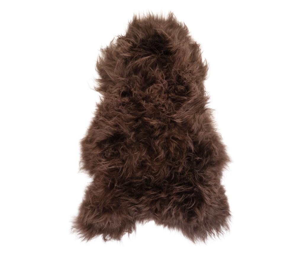 Covor Icelandic 100x60 - Arctic Fur, Maro imagine