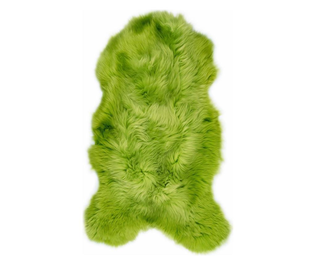 Covor Swedish 100x60 - Arctic Fur, Verde imagine