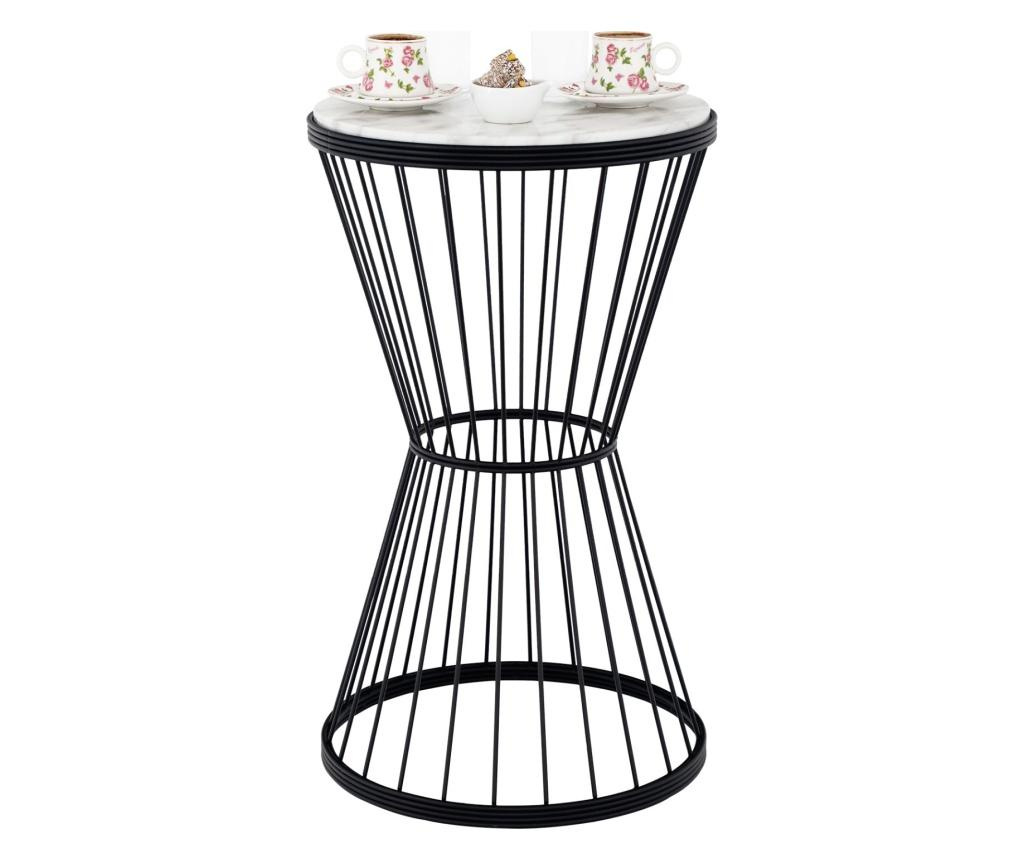 Masuta de cafea - Gauge Concept, Negru