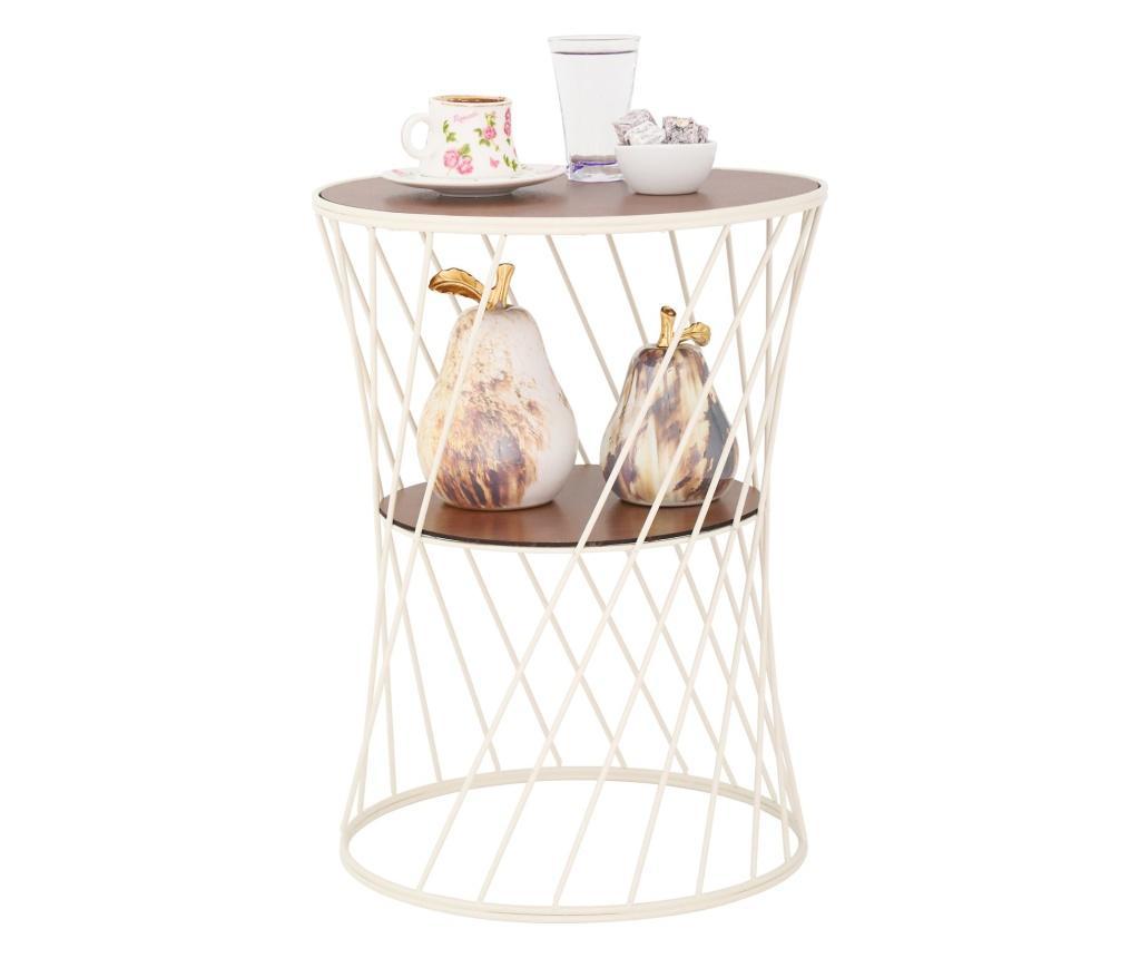 Masuta de cafea - Gauge Concept, Maro imagine