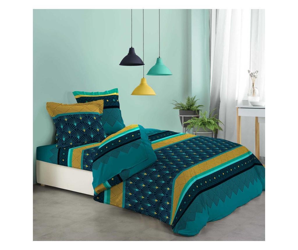 Set de pat King Maxinette Maxi - douceur d'intérieur, Multicolor imagine vivre.ro