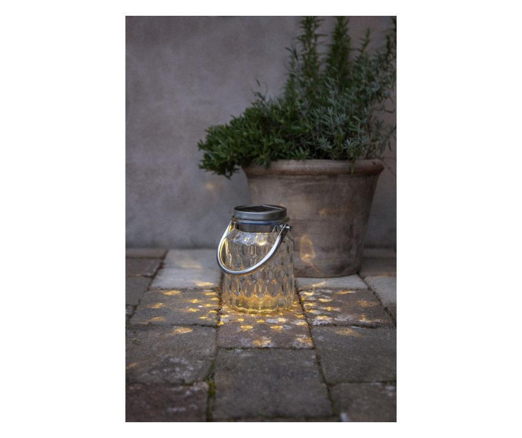 LED solární světlo Pireus