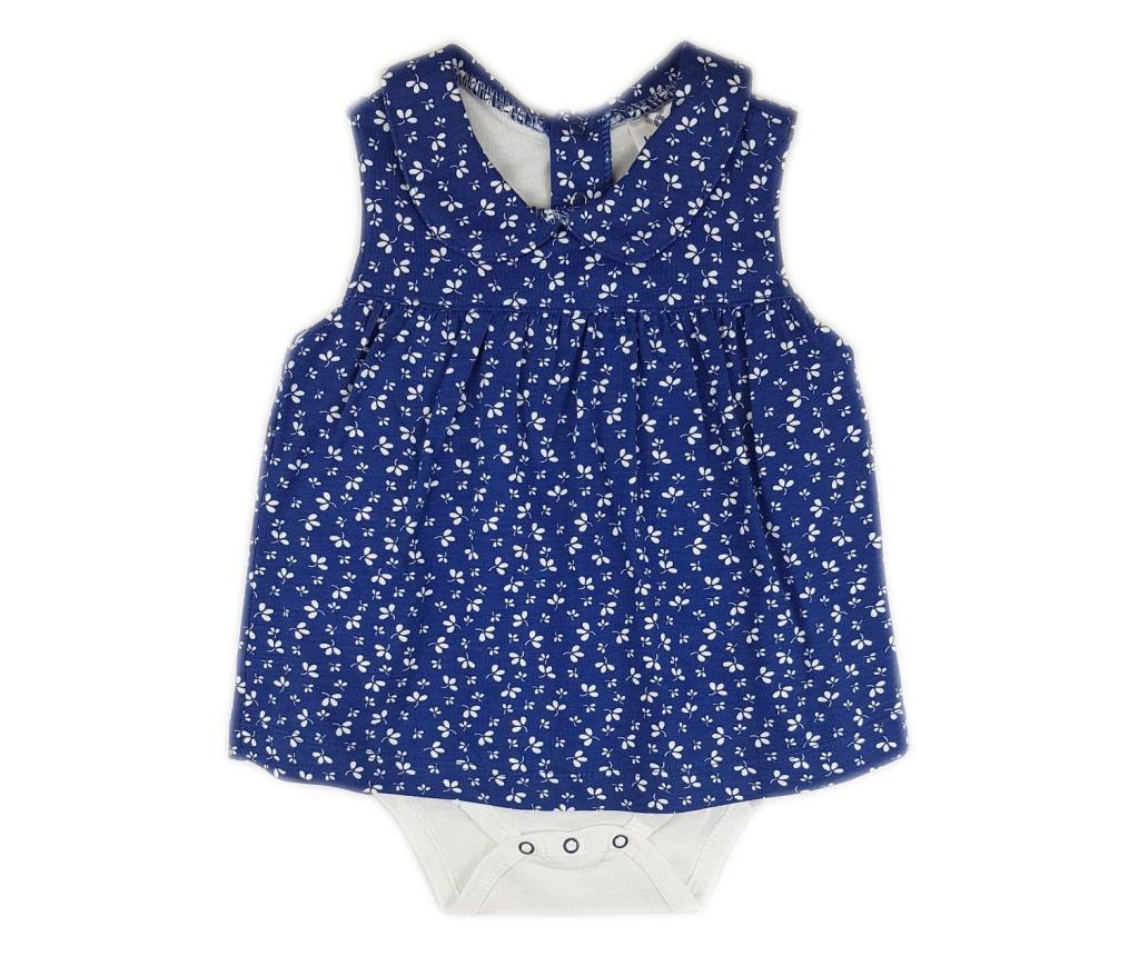Body pentru copii Luggi Baby 6-9 luni - Luggi Baby, Albastru