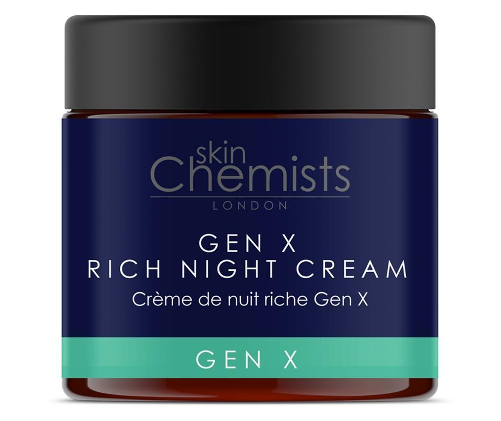 Nočný krém na tvár Gen X 60 ml.