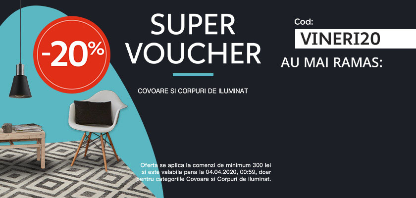 Super Voucher - Rugs Lighting