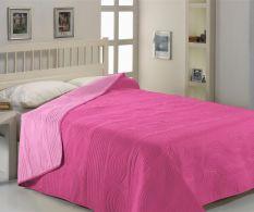 Cuvertura dubla Pink-Fuchsia