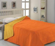 Cuvertura dubla Yellow - Orange