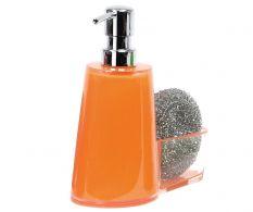 Dispenser sapun cu burete Orange 3
