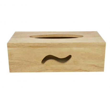 Pudełko na serwetki Nature