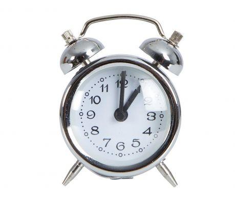 Zegar stołowy Silver Gloom