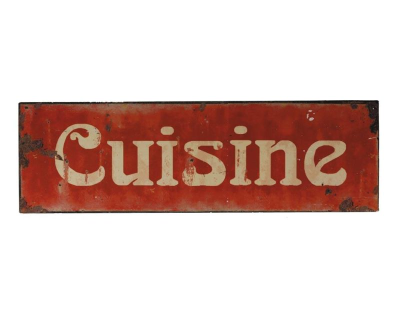 Stenska dekoracija Cuisine