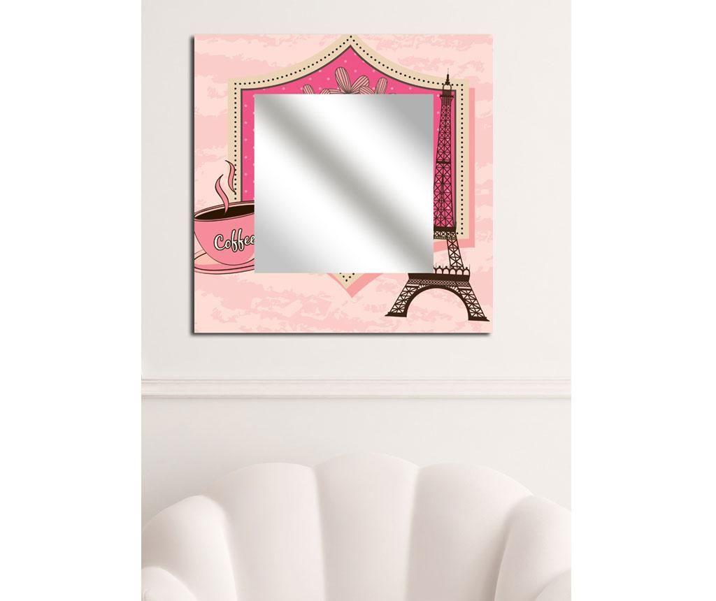 Tour Eiffel Dekoratív Tükör
