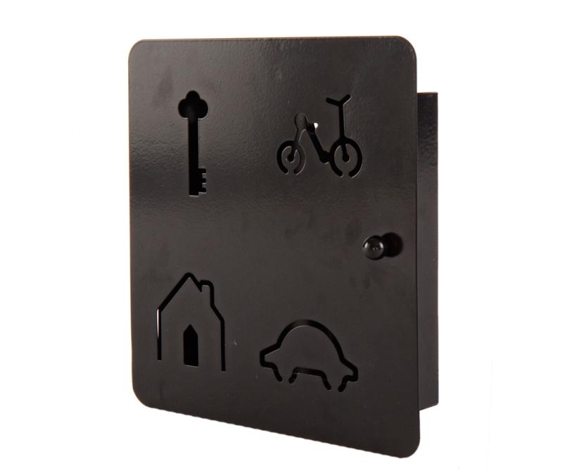 Ormarić za ključeve Black Box