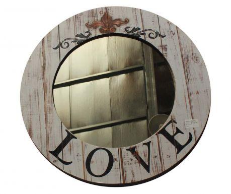 Love Round Tükör