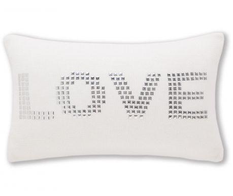 Prevleka za blazino Luxury Love 30x50 cm