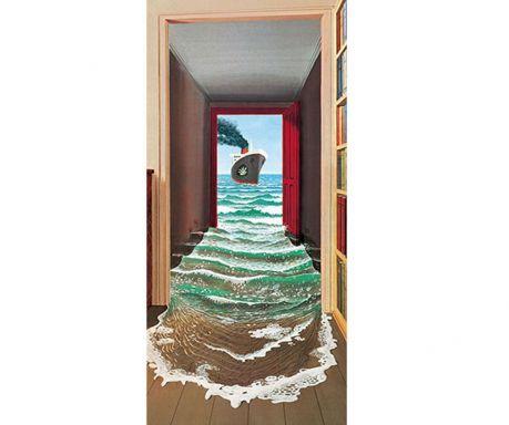 Tapet pentru usa Le Secret 86x200 cm