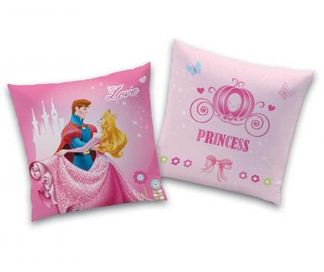 Perna decorativa Disney Princess Paradis 40x40 cm