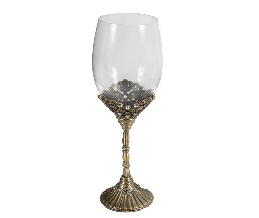 Pahar pentru vin Ladyship 350 ml - inart, Alb,Galben & Auriu