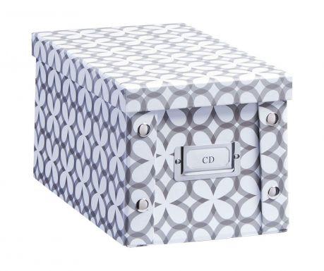 Кутия за съхранение на CD-дискове Ixia