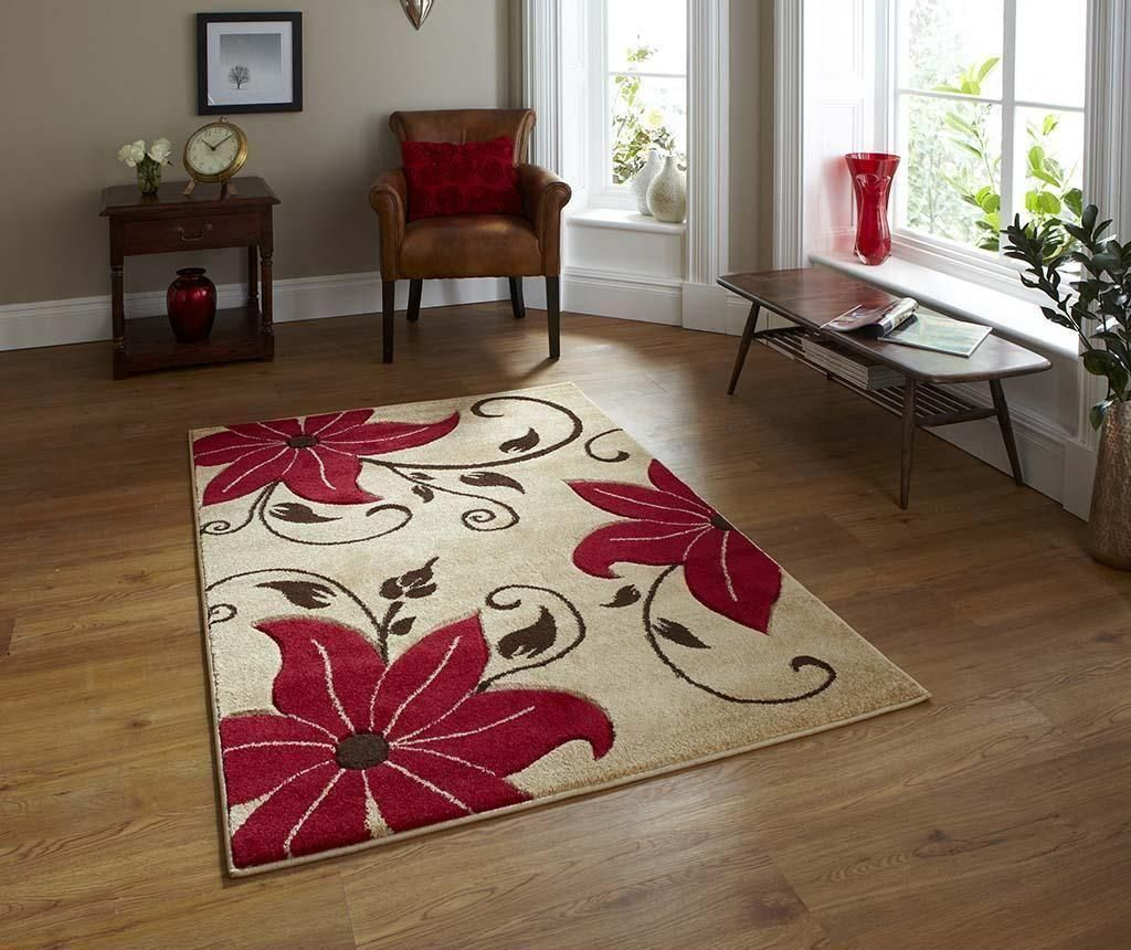Covor Verona Beige Red 60x225 cm