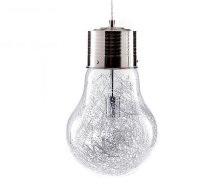 Závěsná lampa Lampadina Clear