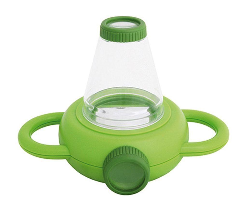 Pripomoček za opazovanje insektov za otroke Green