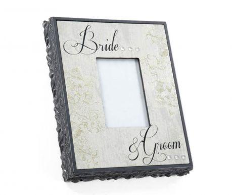 Fotorámeček Elegant Bride & Groom