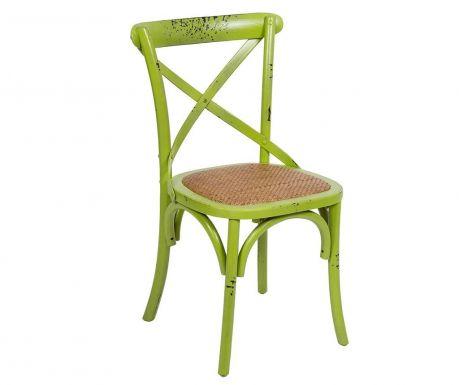 Stolica Rustico Green