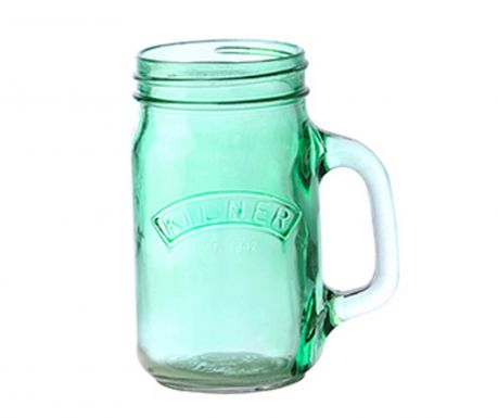 Mug Kilner Green 400 ml