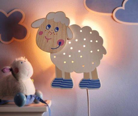 Lampa de veghe Lambkin