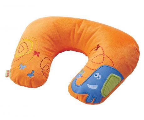 Възглавница за пътуване Elephant 25x32 см