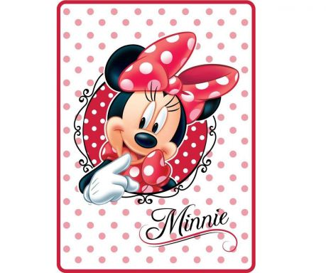 Lezárult akció Small Minnie Takaró 80x110 cm 3c1139cef5