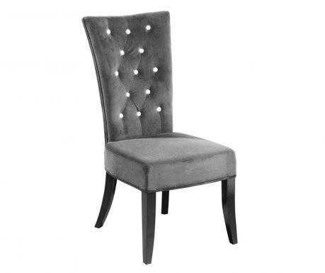 Stolička Radiance Grey