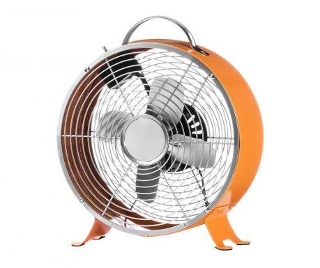 Retro Orange Asztali ventilátor