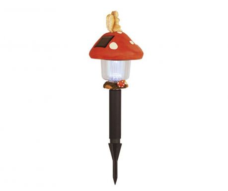 Lampa solarna Mushroom