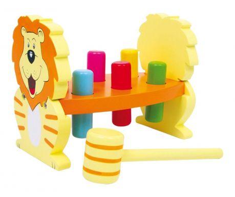 Игра за сръчност с чукче Lion