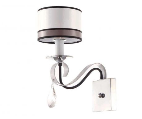 Zonga Round Fali lámpa