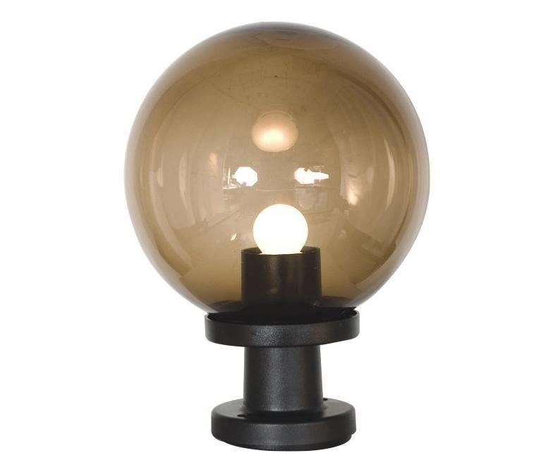 Lampa de exterior Smoke Crystal