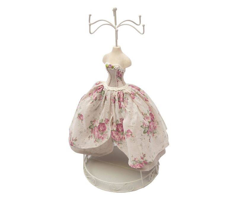 Držač za nakit Pink Dress