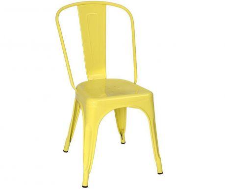 Krzesło Candy Yellow