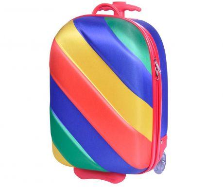 Detský kolieskový kufor Bouncie Multi 20 L